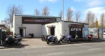 North East Motorcycles Shop for sale