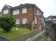2 bedroom Flat to rent in Mansel Drive, Rochester...