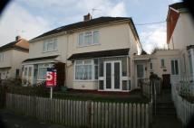 2 bedroom semi detached property to rent in Carnation Road...