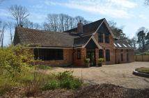 5 bed Detached home for sale in Burley Road, Bransgore...