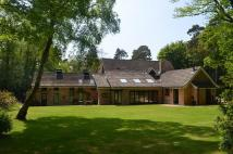 5 bed Detached property for sale in Burley Road, Bransgore...