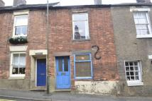 Terraced home in West End, Wirksworth...