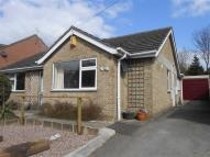 2 bedroom Detached Bungalow in Summer Drive, Wirksworth...