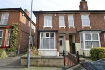 End of Terrace property for sale in Wade Avenue, Littleover...