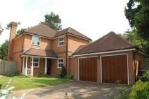 Detached house in St. Cuthberts Close...