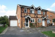 2 bed End of Terrace house in Tinsey Close, Egham...