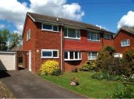 3 bed semi detached house for sale in Surrey, TW20