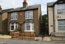 2 bedroom semi detached property in Glebe Road, Egham...