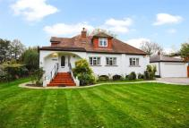 Detached property in Staines-upon-Thames...