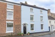 Terraced home in Barrow Street...