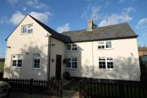 Detached home in Bury Road, Shillington...