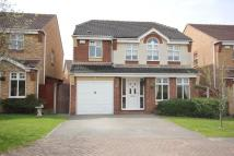 Detached home for sale in Marlborough Close...