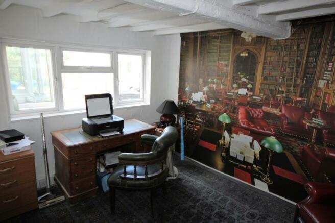 Study window view