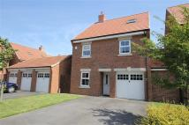 Detached property for sale in Robb Close, Thirsk