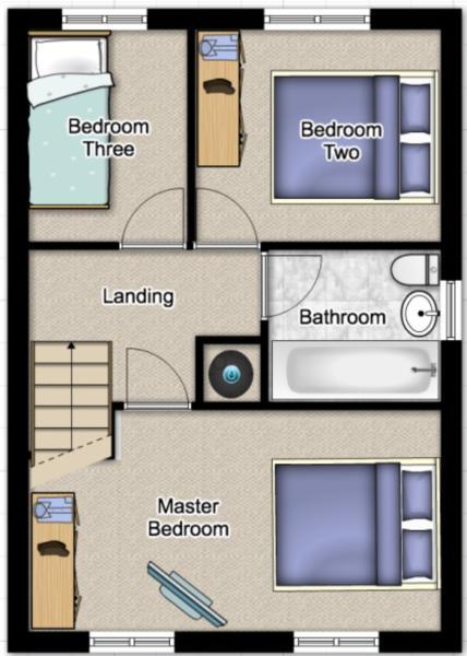 First Floor floor Pl