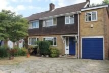 semi detached home for sale in Hermitage Woods Crescent...