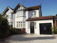 4 bedroom semi detached home for sale in Berrylands, Surbiton