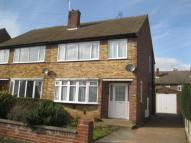 3 bedroom semi detached home in St. Pauls Parade...