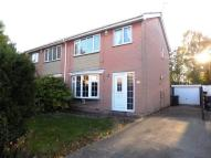 3 bed semi detached house in Brook Way, Arksey...