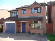 4 bedroom Detached house in Hazel Avenue, Evesham...