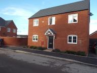 Detached home in Snaffle Way, Evesham...