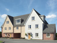 2 bed new Apartment for sale in Station Approach...