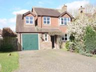 Detached house in Newlyns Meadow, Alkham...