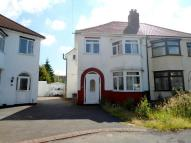 semi detached property in Fallowfield Avenue...