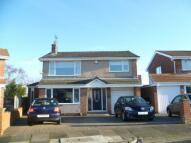 Detached house in Mill Crescent, Hebburn...