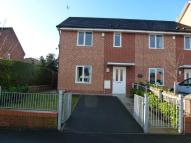 semi detached home for sale in Morton Road, Blacon...