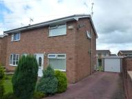 2 bed semi detached property in Gala Close, Broughton...