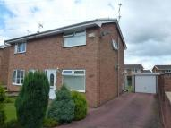semi detached home for sale in Gala Close, Chester