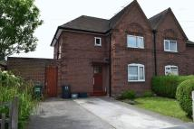 semi detached house for sale in Downsfield Road, Chester