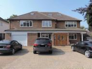 7 bed Detached house in Tomswood Road, Chigwell...