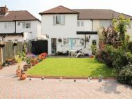 semi detached house in Cranbrook Road, Ilford...