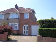 semi detached property for sale in Landor Road, Whitnash...