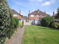 semi detached house in Palmer Road, Whitnash...