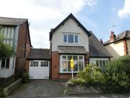 Detached home for sale in Maurice Road, Birmingham