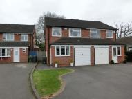 3 bed semi detached property for sale in The Spinney, Wythall...