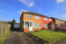 3 bed semi detached home to rent in Ashbrook Road...