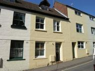 2 bed Terraced house in Grove Street, WANTAGE