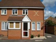 2 bed semi detached home in Orwell Drive, DIDCOT