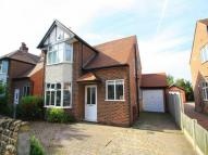 Detached home for sale in Eton Road...