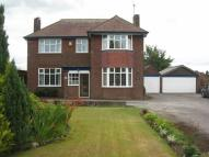 Crewe Road Detached house for sale