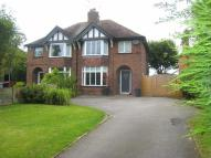 3 bedroom semi detached house for sale in Church Lane, Crewe, CW2
