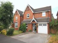 Detached house in Newland Way, Stapeley...
