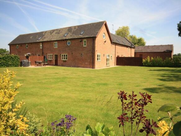 4 Bedroom House For Sale In Oak Tree Barn Church Minshull