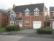 Detached property in Tanners Way, Nantwich...