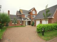 Detached property in Hampstead Drive...