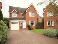 Detached property for sale in Hawksey Drive, Nantwich...